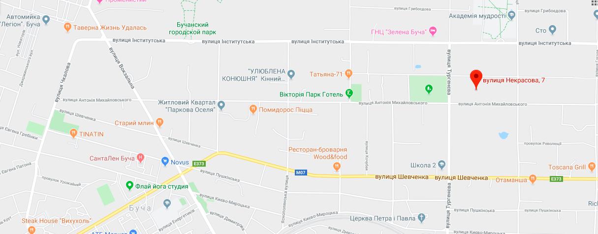 Котеджне мiстечко Nekrasov TownHouse